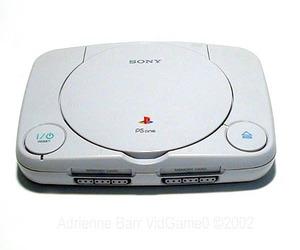 2000年-ソニー・コンピュータエンタテインメント PS one