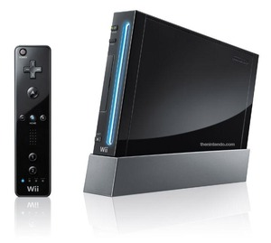2009年-任天堂 Wii(黒) 25,000円