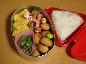 娘さんのお弁当(2013/07/29)