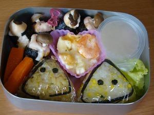 お弁当 (2011/6/29)