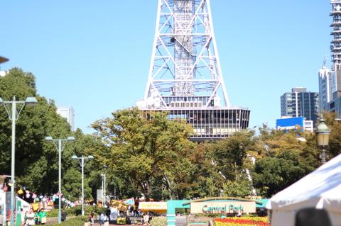 名古屋テレビ塔の「SOCIAL TOWER MARKET (ソーシャルタワーマーケット)」へ遊びに行ってきました!