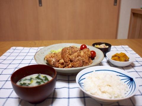 我が家の夕食ライブラリー
