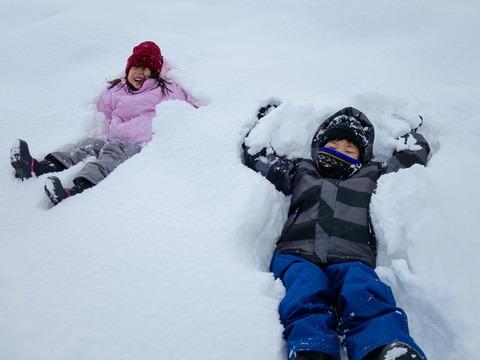 名古屋から2時間で銀世界! 「郡上たかす雪まつり」で雪遊び
