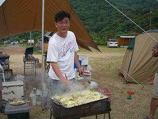 淡路キャンプ19
