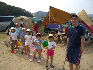 淡路キャンプ5