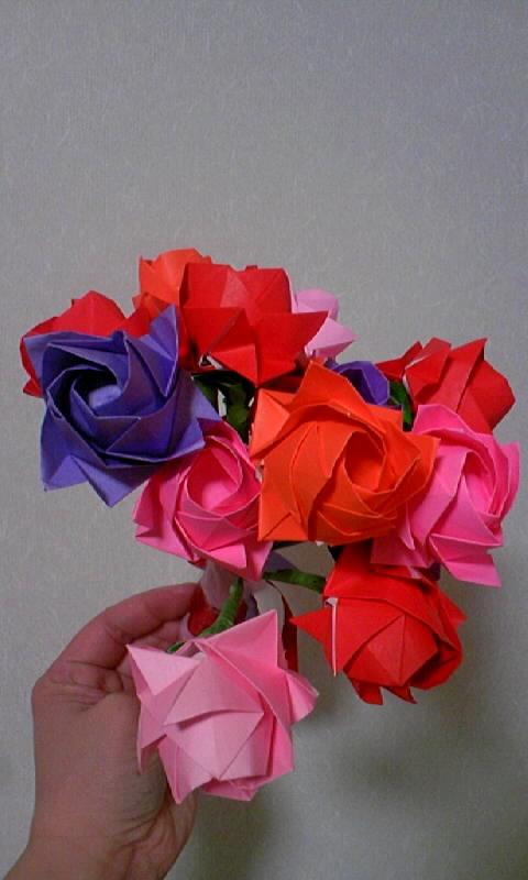すべての折り紙 折り紙 バラの花束 : 第一頁 上一頁 16 17 18 19 20