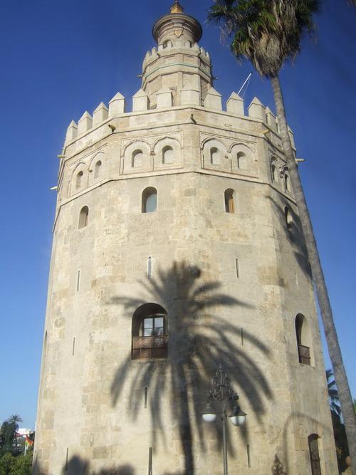 セビリア黄金の塔Aスペイン(2)016