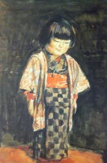 pict-麗子立像1920長谷川町子美術館
