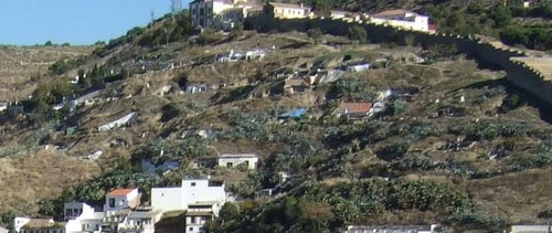 pict-智子撮影スペイン(1)036アルバイシン地区洞穴住居
