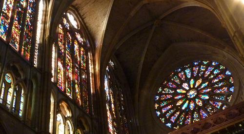 レオン大聖堂スペイン(1)181