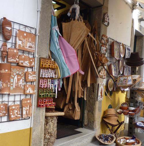 エヴォラ、土産物店(2)107