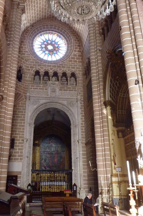 エヴォラ、大聖堂左交差廊(2)117