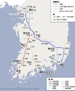 pict-韓国鉄道図