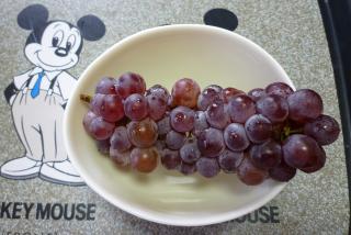 朝食フルーツ