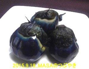 山形うす皮茄子浅漬け-2