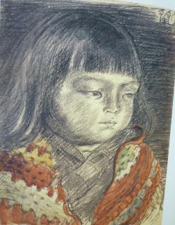 pict-麗子六歳之像1919大正8年2月5日泉屋博古館分館
