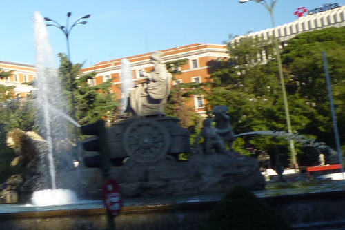 シベレス噴水・スペイン(1)254