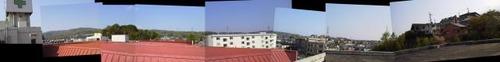 pict-阪奈中央病院屋上からの眺望完了