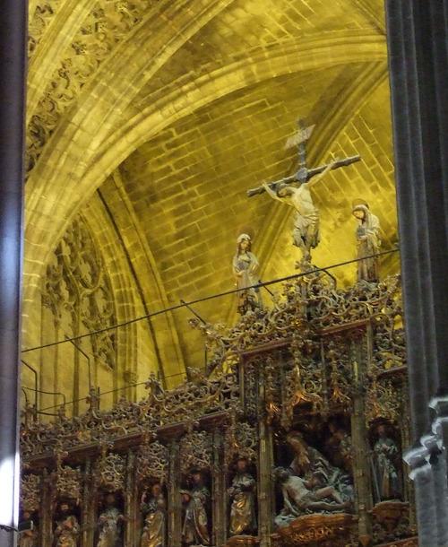 セビリア大聖堂スペイン(2)103