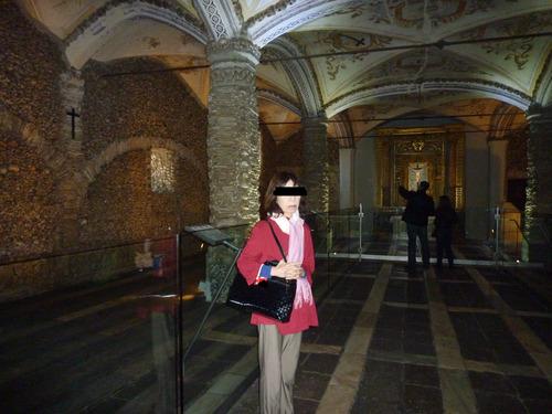 エヴォラ、骨の教会(2)098