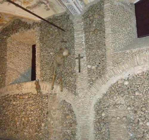 エヴォラ、骨の教会(2)099
