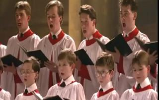 pict-The Choir of King's College, Cambridge -1