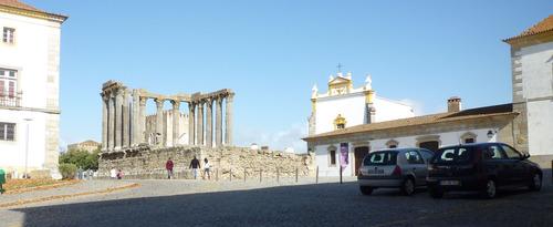 エヴォラ・ディアナ神殿(2)121