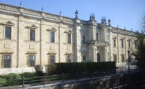 セビリア大学(法学部)スペイン(2)043