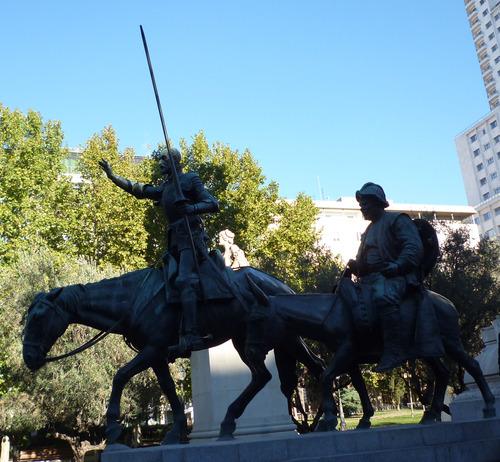 ドン・キホーテ、スペイン(1)263