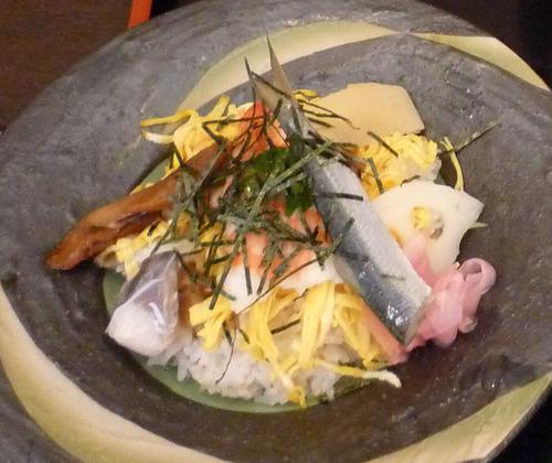 P1030237岡山ばら寿司