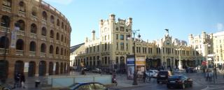 pict-雅宏撮影スペイン(3)164バレンシア中央駅と闘牛場(3)