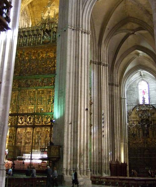 セビリア大聖堂スペイン(2)101