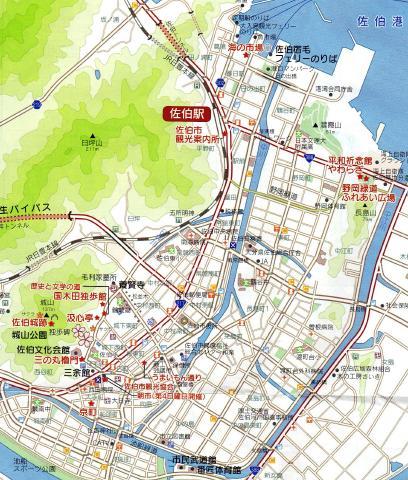 pict-佐伯市地図