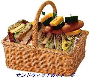 s-サンドウィッチのイメージ