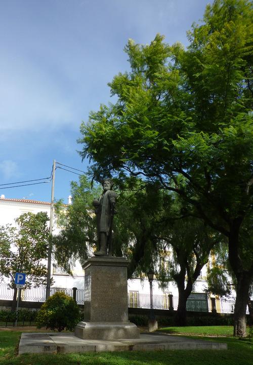 エヴォラ、ガマ像(2)081