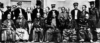 pict-江戸末期1860-6-16ニューヨーク使節団写真-2