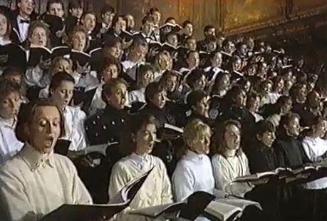 Weihnachtsoratorium Helmuth Rilling in Krakow-4