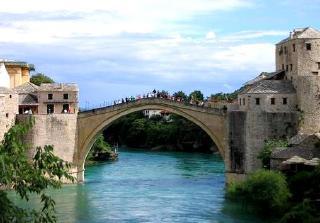 pict-Mostar 石橋