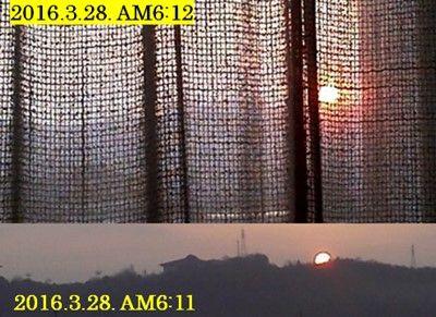 日の出比較-A