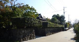 pict-P1040502武家屋敷通り(2)