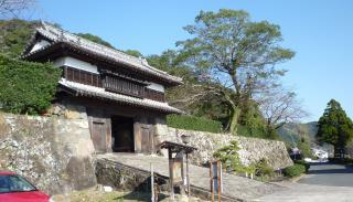 pict-P1040497佐伯城址(三の丸門)