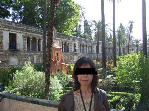 アルカサルの庭・スペイン(2)080