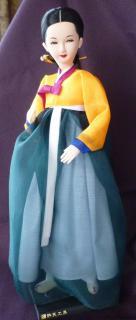 pict-朝鮮民族衣装人形-1
