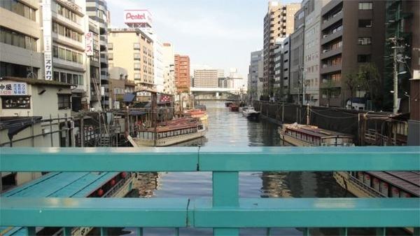 浅草橋付近