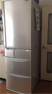 スリム冷蔵庫