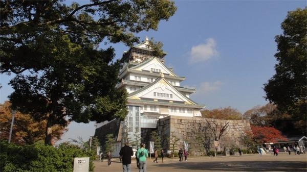 大阪城2l