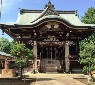 諏訪神社s