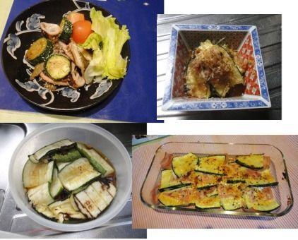 ヅッキ料理
