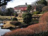 日本庭園と旧東京医学校本館2