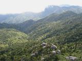 翁岳からの眺め